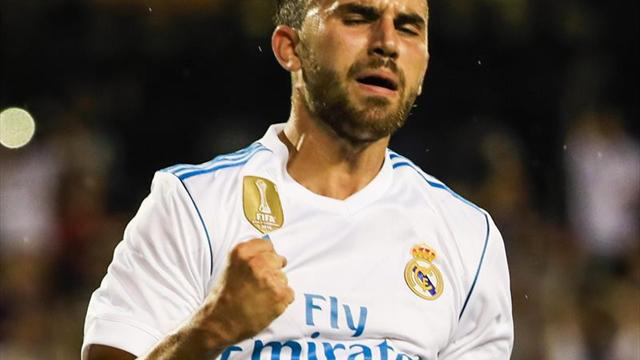 Zidane apuesta por Mayoral de nueve