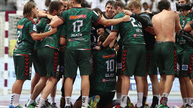 Handball: Hannover und Berlin weiter ohne Verlustpunkt