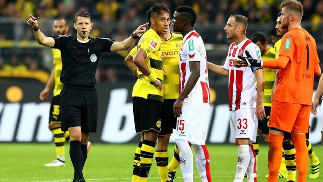 Wirbel um Videobeweis! Köln will Neuansetzung - BVB-Boss Watzke tobt