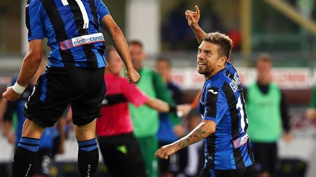 El argentino Alejandro Gómez salva un punto para el Atalanta ante el Chievo