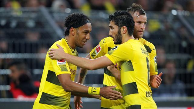 Dortmund hit five past Cologne as VAR plays decisive role