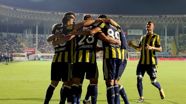 Fenerbahçe nefes aldı: 1-4