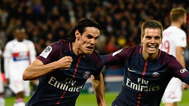 La déclaration d'amour d'Emery à Lo Celso — Paris Saint-Germain