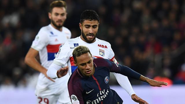 L'OL s'en prend (encore) à Neymar et l'arbitrage français