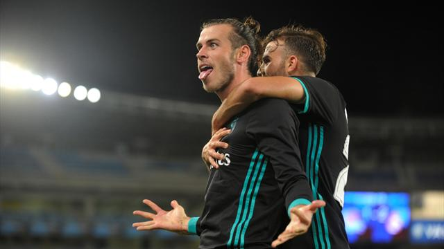 Zidane: We're starting to see the real Bale
