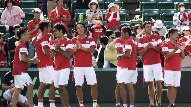 Le Japon domine le Brésil et se maintient dans le groupe Mondial