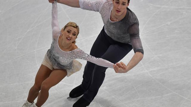 """Savchenko/Massot """"wollen Olympiasieger werden"""""""