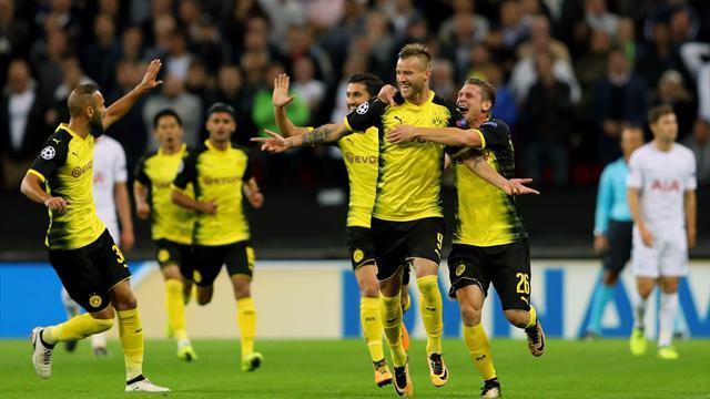 Yarmolenko n'est pas Dembélé… et c'est tant mieux pour Dortmund