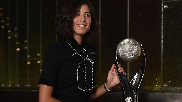Muguruza es semifinalista en el torneo de Tokio