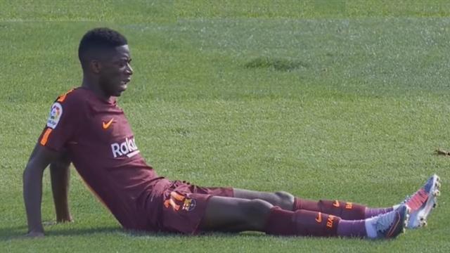 Valverde sur la blessure de Dembele : «Sans doute une erreur de jeunesse»