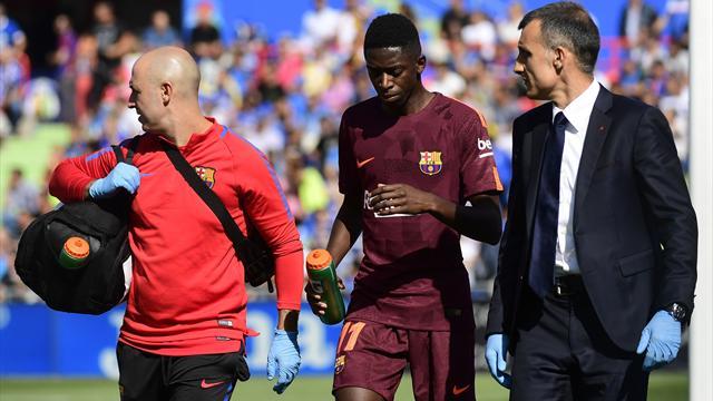 Sur Instagram, Ousmane Dembélé annonce son retour... dans deux mois