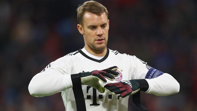 Neuer absent jusqu'au mois de mars avec le Bayern ?