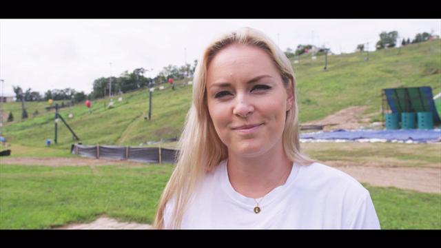 """Contiamo cicatrici e infortuni di Lindsey Vonn: """"Fa tutto parte del rischio, sciare è pericoloso"""""""