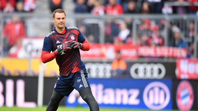 Bayern goalkeeper Neuer out until January with another foot injury