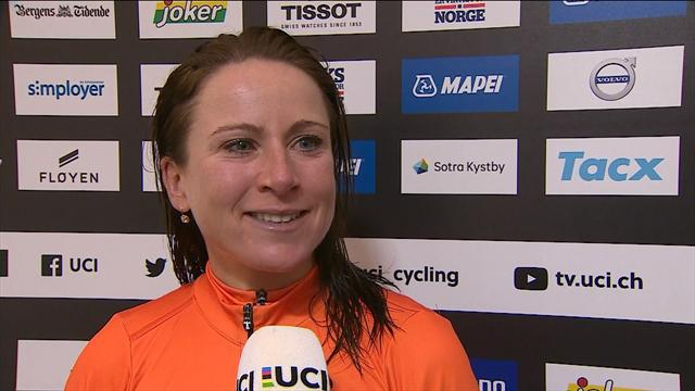 Van Vleuten's emotional interview: 'My crash in Rio makes this win extra special'