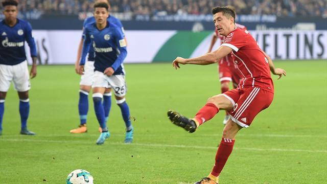 A une semaine de jouer le PSG, le Bayern met les points sur les i à Schalke