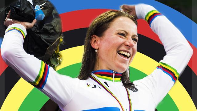 The remarkable comeback of Annemiek van Vleuten