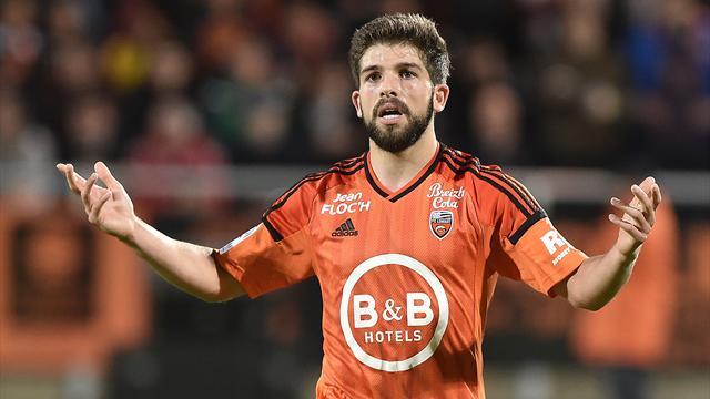 Nîmes assomme Lorient, Le Havre grimpe sur le podium