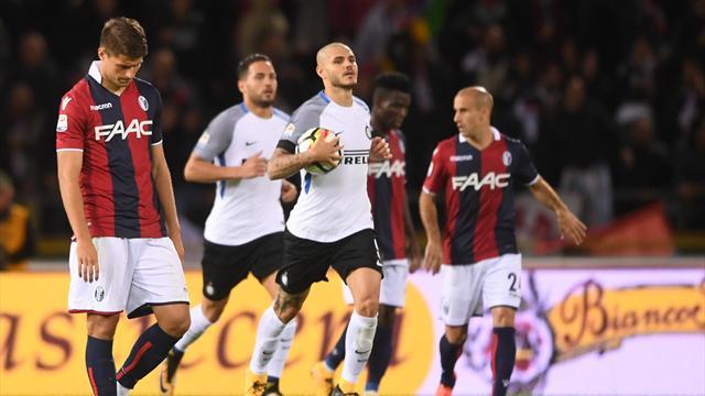 Serie A, Inter-Bologna 2-1: Spalletti torna a vincere dopo oltre due mesi