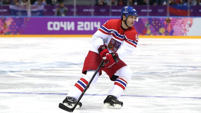 Ягр: «КХЛ мне интересна, потому что я хочу на Олимпиаду»