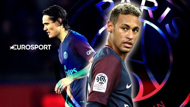 Euro Papers: Neymar demands PSG sell Cavani after fight