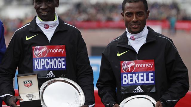 Marathon in Berlin: Bekele fordert Kipchoge heraus