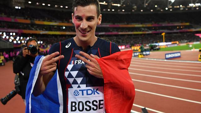 800-m-Weltmeister Bosse nach Schlägerei mit Gesichtsverletzungen