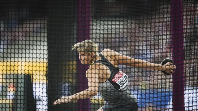 Diamond League: Diskuswerferin Müller beim Finale Vierte