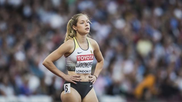 Sprinterin Lückenkemper kritisiert Hürdenkollegen Bühler