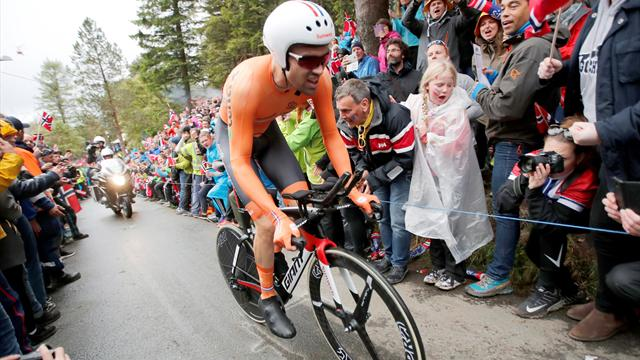 Dumoulin and Van der Breggen nominated for Dutch sportsman and woman of the year