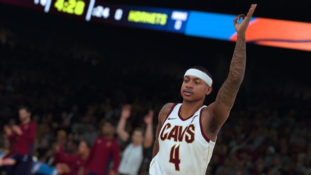 NBA 2K18 : plus haut et surtout plus fort