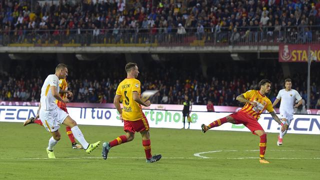 Roma, contro il Benevento Di Francesco ritrova De Rossi e Schick