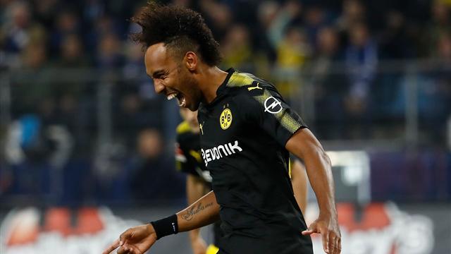 Dortmund domine Hambourg et prend seul la tête