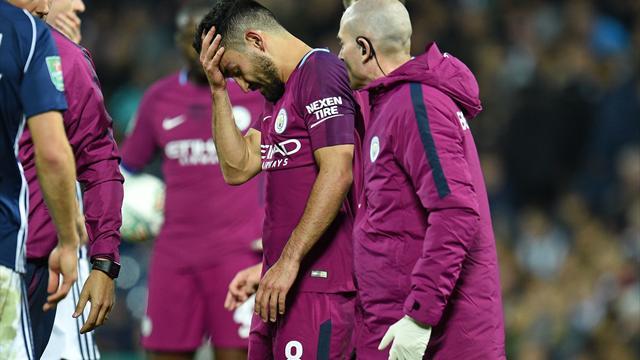 """Gündogan-Verletzung: Guardiola nach """"heftiger Situation"""" optimistisch"""