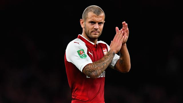 Wilshere and Giroud start as Wenger rings changes for BATE Borisov clash