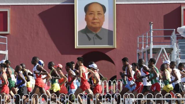 Maratón de Pekín detecta varios fraudes y amenaza con sanciones de por vida