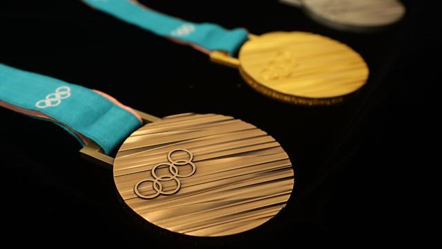 Gouden plak PyeongChang: 586 gram om je nek