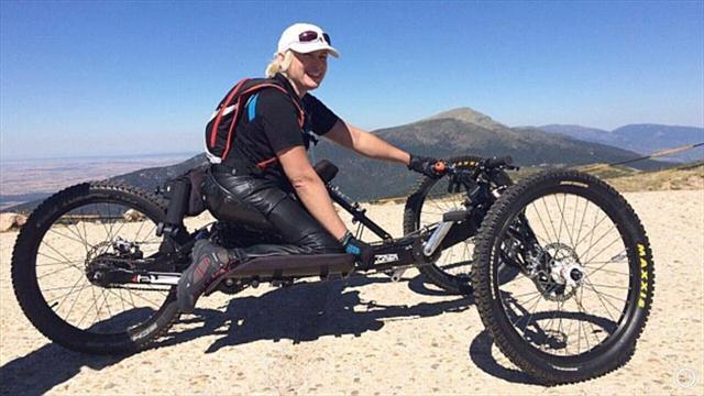 Deportistas paralímpicos se unen para concienciar sobre la seguridad vial
