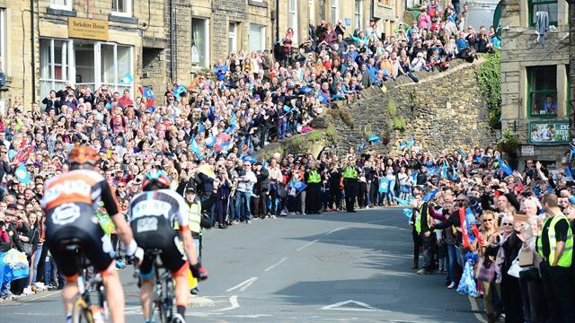 Mark Cavendish's heart set on riding in the 2018 Tour de Yorkshire