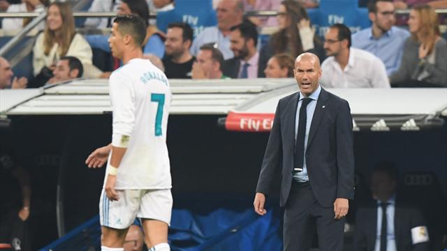 Los errores que condenan a Zidane y al Real Madrid en Liga