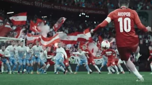 Трейлер фильма Данилы Козловского, в котором русский футбол выглядит зрелищнее Лиги чемпионов
