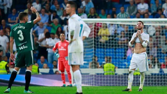 Real Betis vs Real Madrid (20:45)