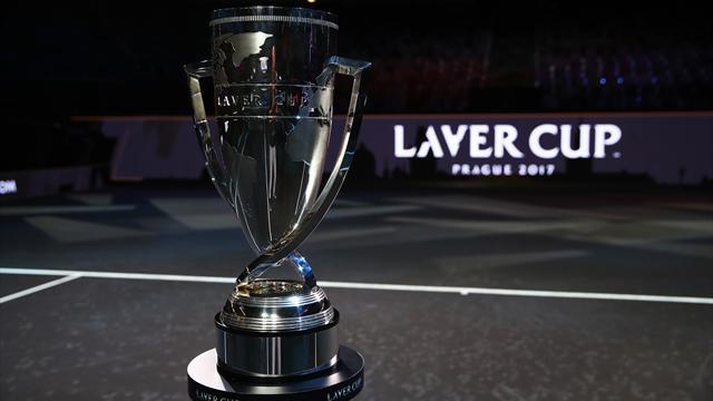 Rafael Nadal et Roger Federer unissent leurs efforts — Coupe Laver