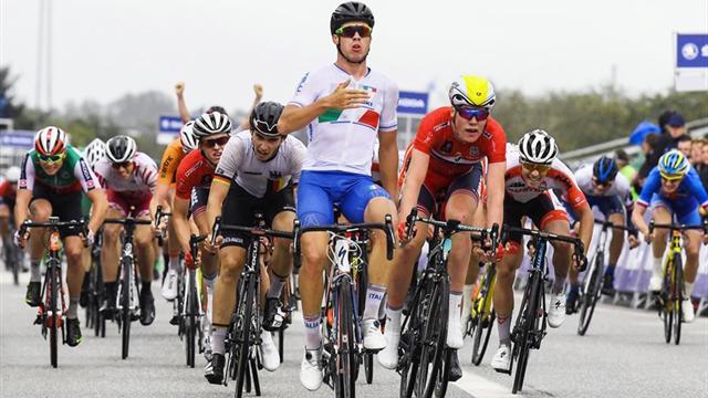 Varata la nuova squadra di Contador e Basso: c'è il Campione d'Europa juniores Michele Gazzoli