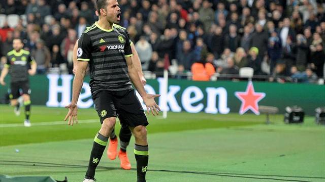 El Chelsea traspasa a Diego Costa al Atlético por 62 millones de euros