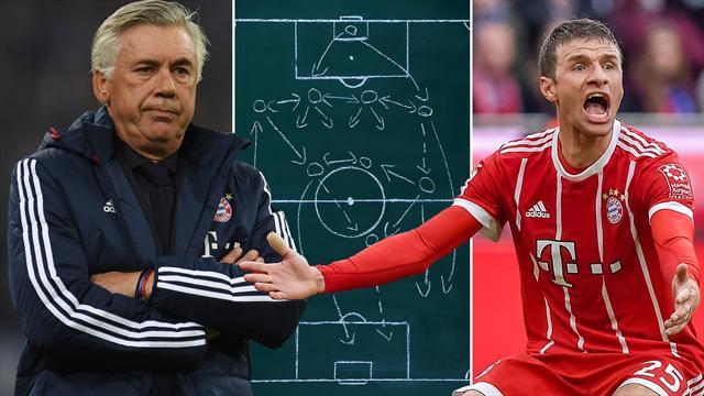 Chi ha chiesto la testa di Ancelotti? Ecco i 5 nomi dei senatori del Bayern contro l'allenatore