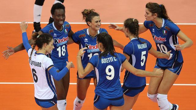 """Italia, parte la caccia all'Olanda; oranjes molto """"azzurre"""", tanta Serie A in campo"""