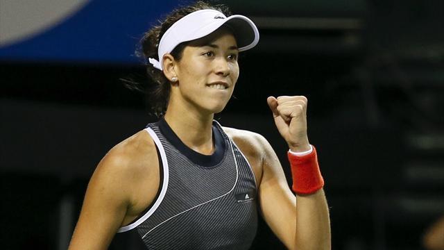 WTA Wuhan, Muguruza-Tsurenko: El pundonor de una nueva Garbiñe, el genio de la nº1 (6-4 y 6-4)