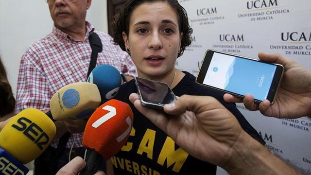 """Ana Carrasco: """"Monté antes en moto que en bici cuando tenía tres años"""""""