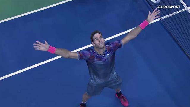 Del Potro, l'uomo che rende il tennis un'esperienza indimenticabile